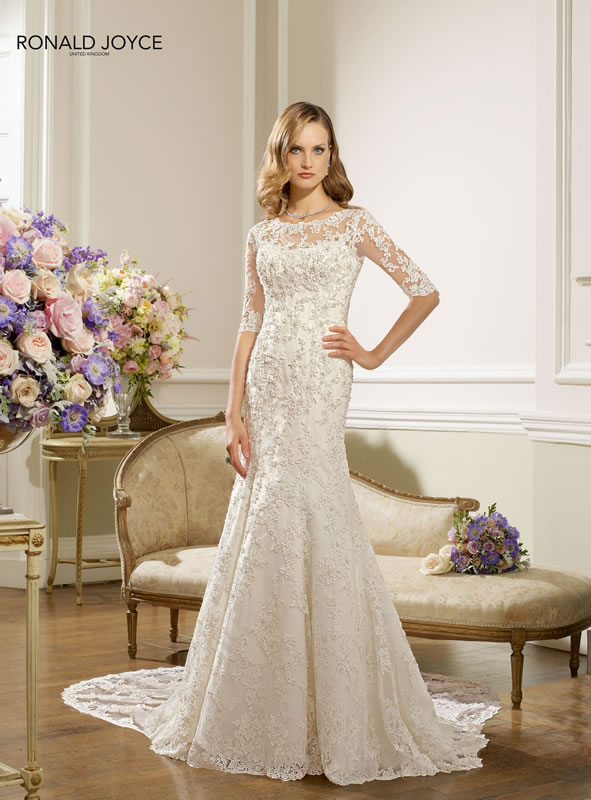 RONALD JOYCE  wedding dresses 2013 (11)