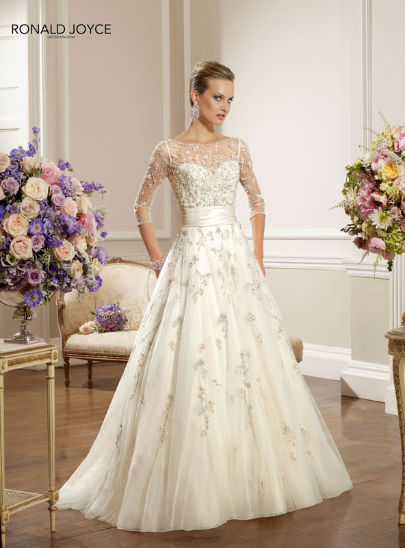 RONALD JOYCE  wedding dresses 2013 (12)