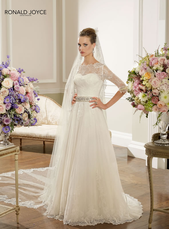 RONALD JOYCE  wedding dresses 2013 (13)