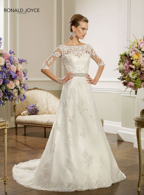 RONALD JOYCE  wedding dresses 2013 (14)