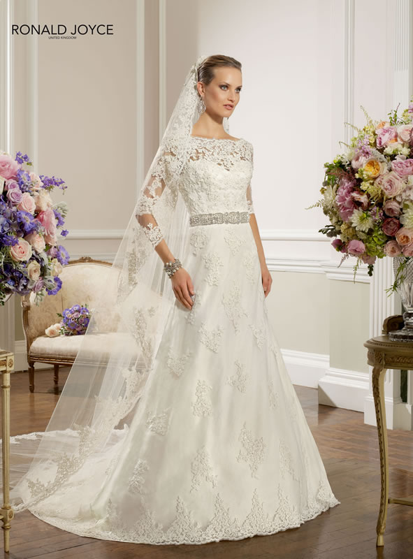 RONALD JOYCE  wedding dresses 2013 (15)