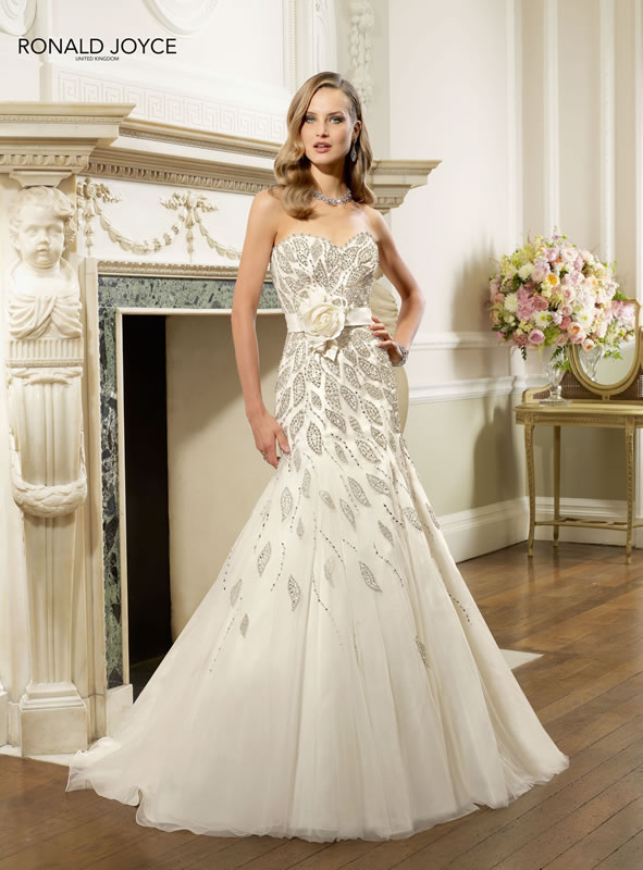 RONALD JOYCE  wedding dresses 2013 (16)