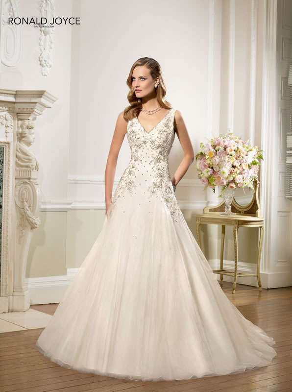 RONALD JOYCE  wedding dresses 2013 (19)