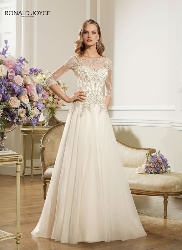 RONALD JOYCE  wedding dresses 2013 (2)