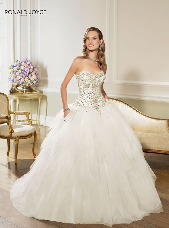 RONALD JOYCE  wedding dresses 2013 (20)