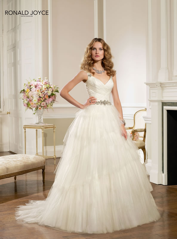 RONALD JOYCE  wedding dresses 2013 (21)