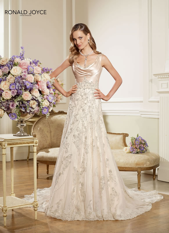 RONALD JOYCE  wedding dresses 2013 (3)