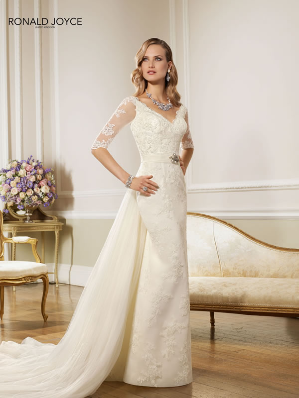 RONALD JOYCE  wedding dresses 2013 (4)