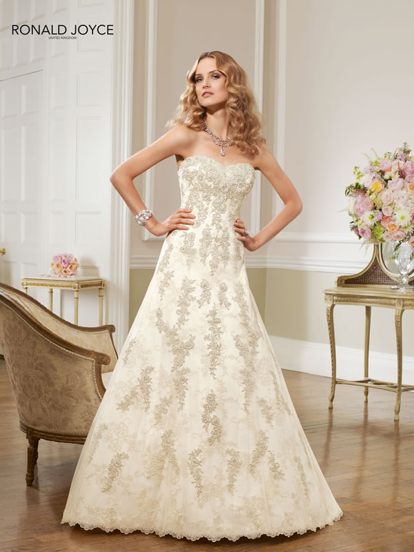 RONALD JOYCE  wedding dresses 2013 (5)