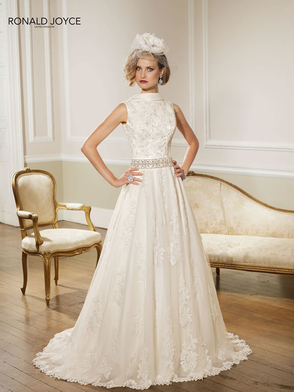 RONALD JOYCE  wedding dresses 2013 (6)