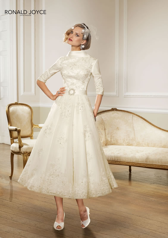 RONALD JOYCE  wedding dresses 2013 (7)