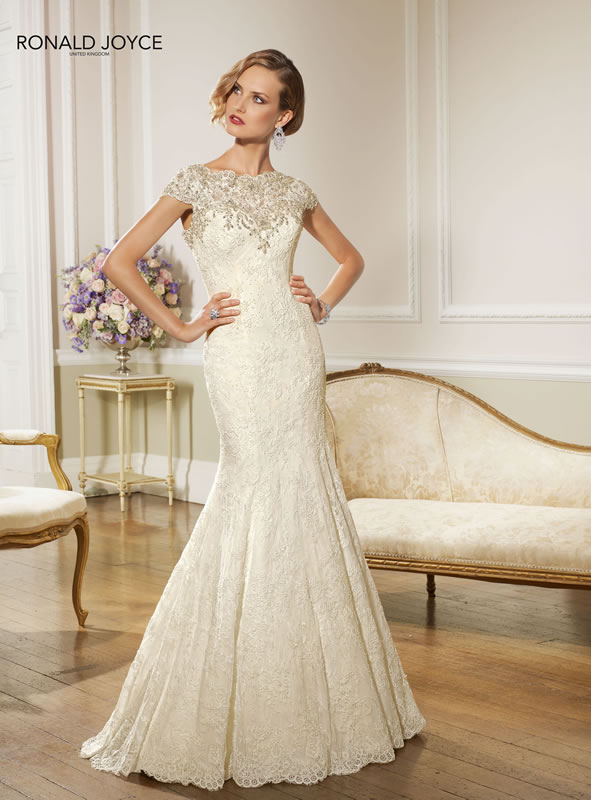 RONALD JOYCE  wedding dresses 2013 (8)