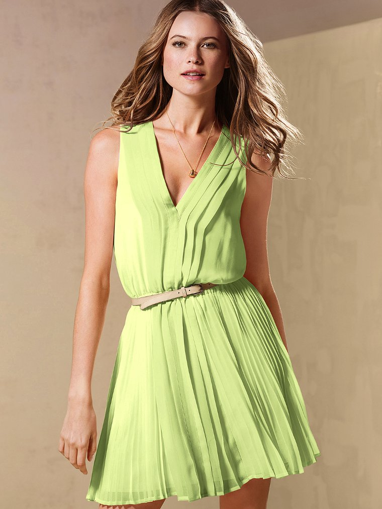 15 Beautiful Summer Dresses From Victoria S Secret Top Chic