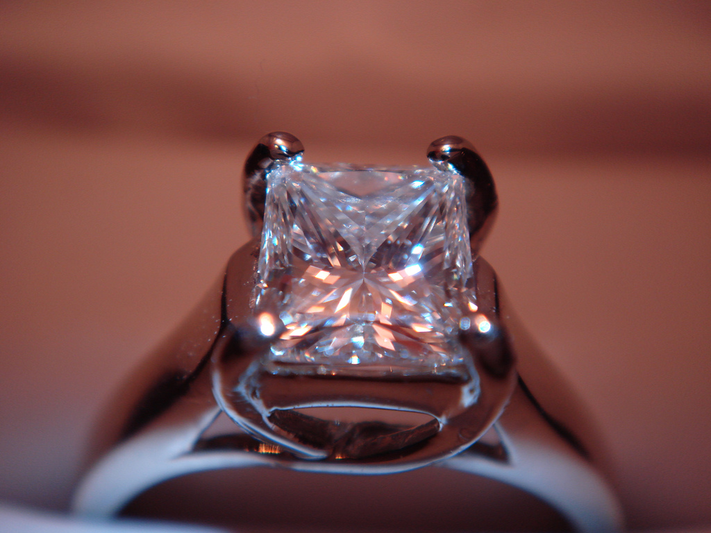 Diamond Buying Guide The Four C S Of Engagement Rings