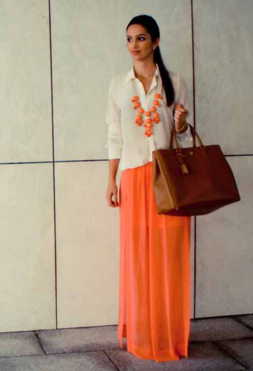 maxi dresses and maxi skirt (1)