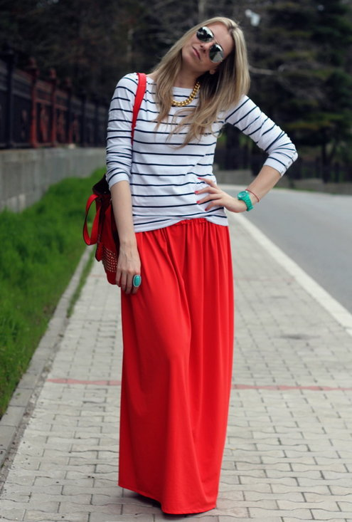 maxi dresses and maxi skirt (12)