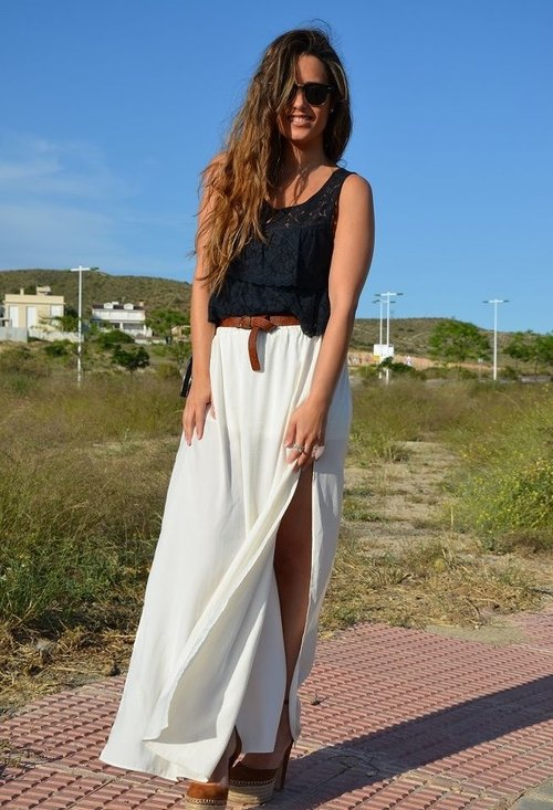 maxi dresses and maxi skirt (2)