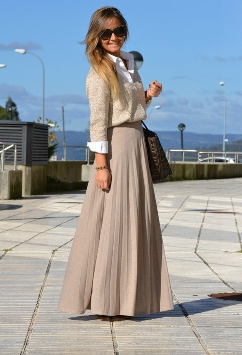 maxi dresses and maxi skirt (5)