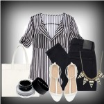 Trendy Spring/ Summer 2013 Outfits for Women