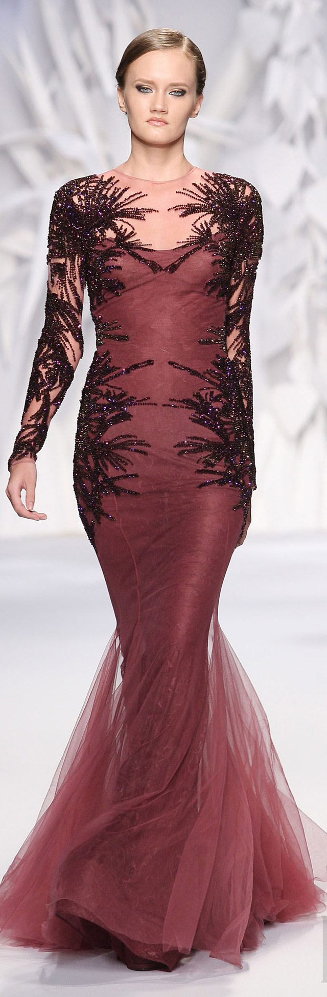 Abed Mahfouz Haute Couture Fall-Winter 2013-2014 (1)
