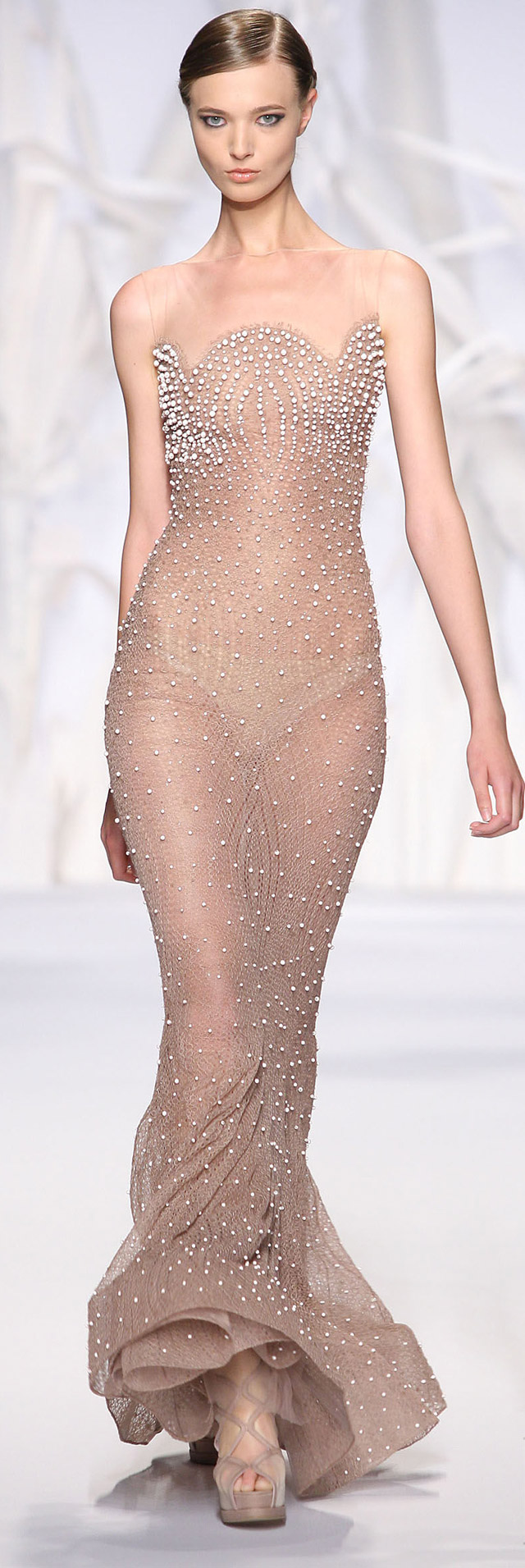 Abed Mahfouz Haute Couture Fall Winter 2013 2014