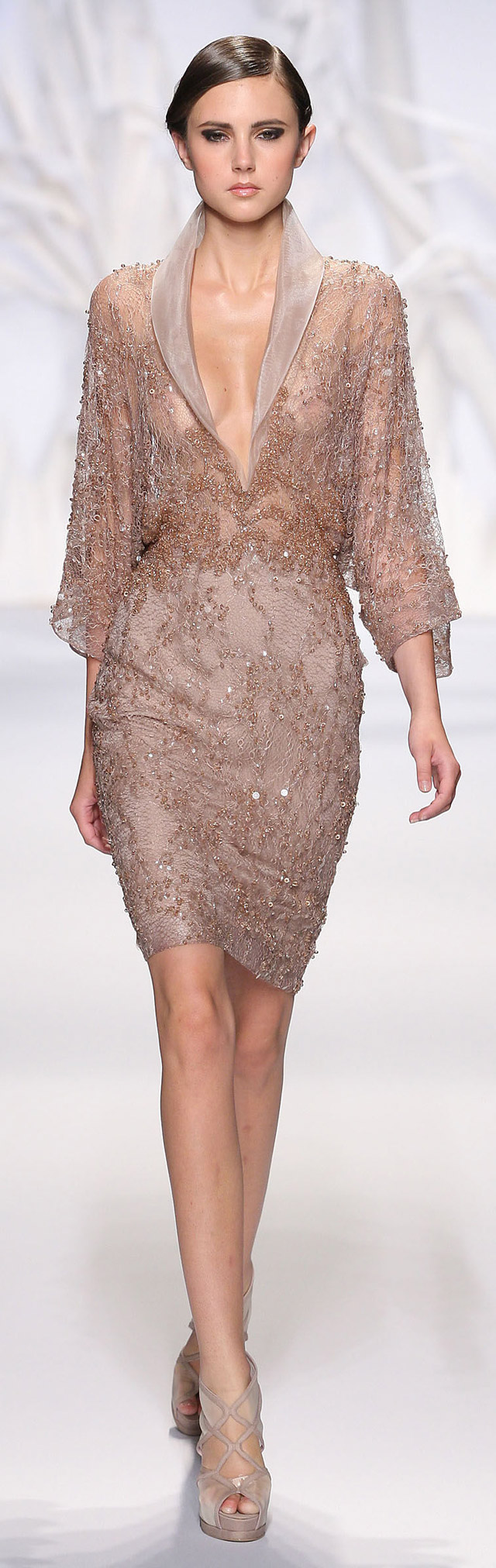 Abed mahfouz haute couture fall winter 2013 2014 for Haute couture designers