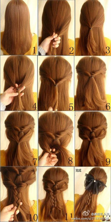 Remarkable Cute Easy Hairstyle Hair 440 x 880 · 63 kB · jpeg