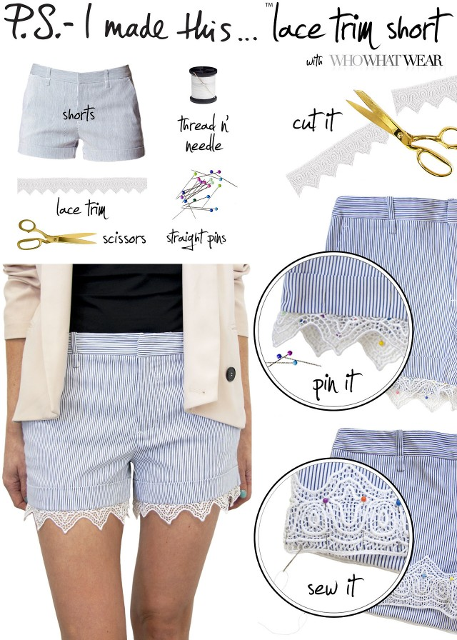 20 DIY summer shorts for Crazy Summer