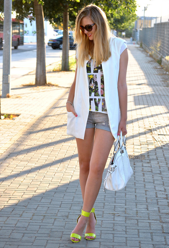 37 Fashionable Combinations With Shorts