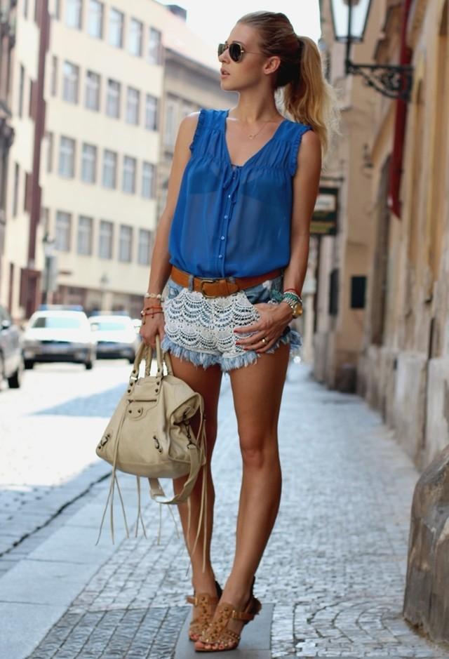 37 Combinações de moda com Shorts