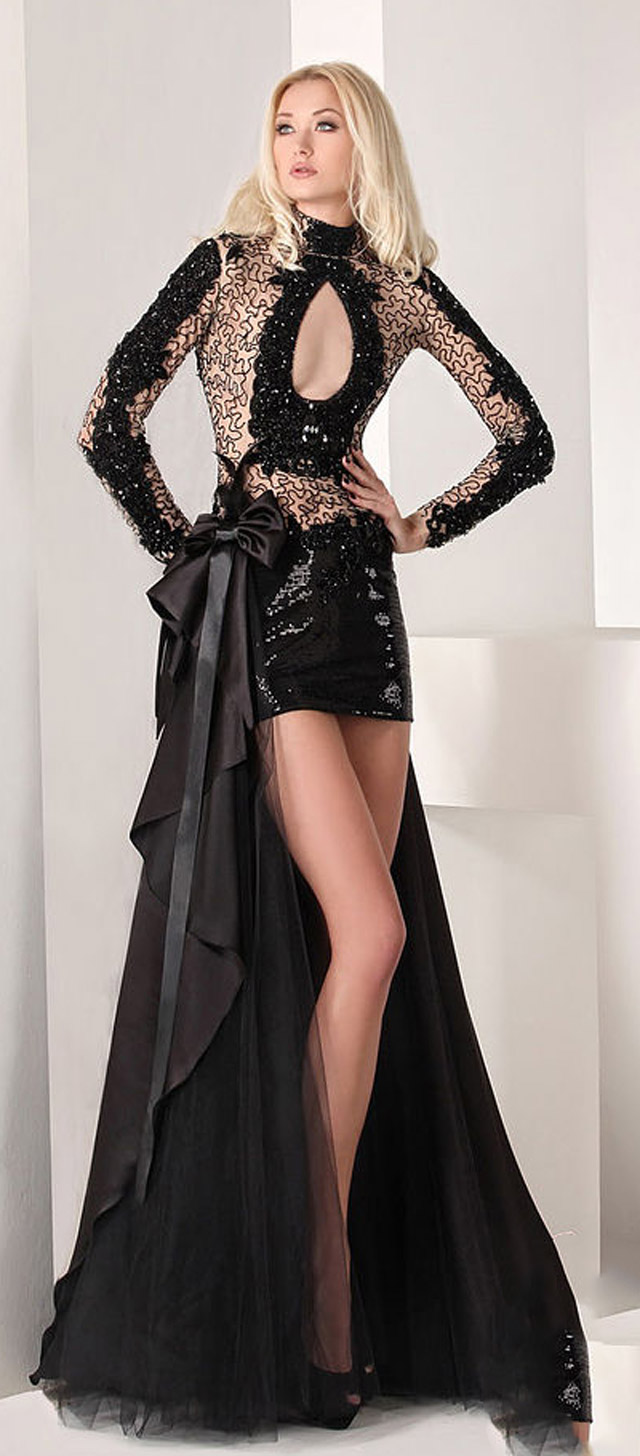 Tony chaaya spring summer 2013 for Designer haute couture dresses