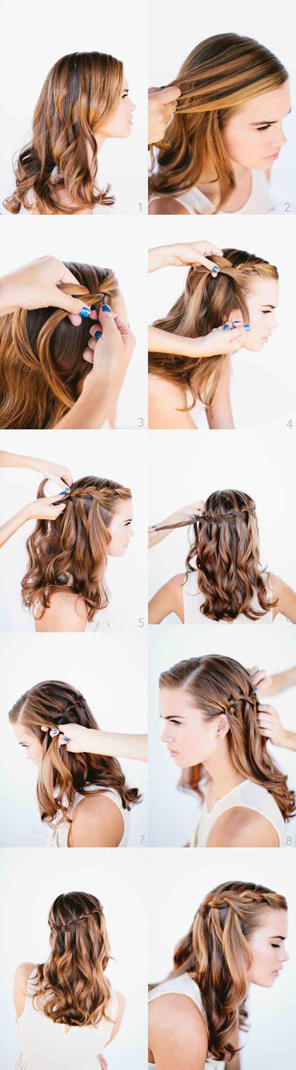 Easy Hairstyles You Can Fun Things To Do To Yourself