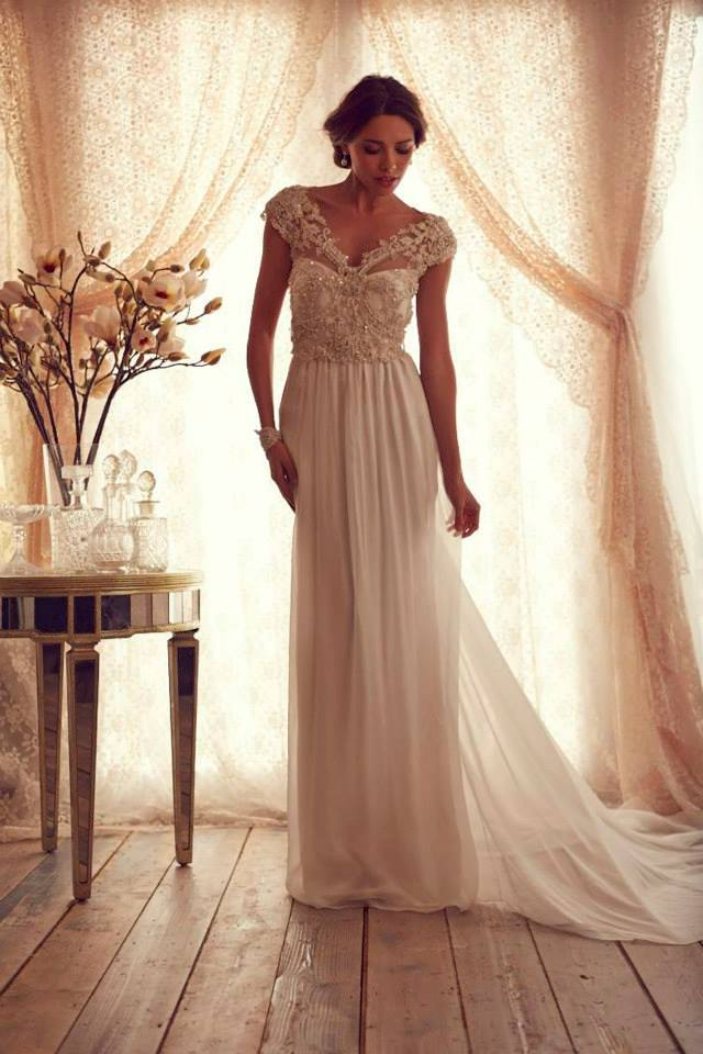 Wedding dresses Anna Campbell  (6)