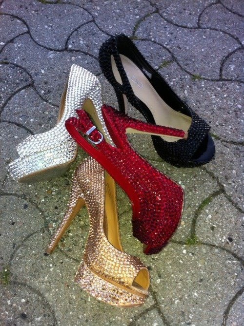 Attractive Shoes Only For You Divas