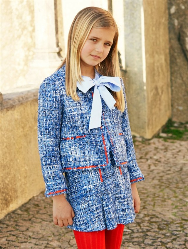 Oscar de la Renta   BACK TO SCHOOL