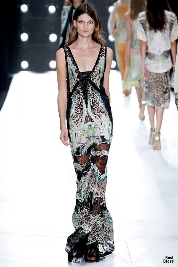 Amazing Collection By Roberto Cavalli 2013