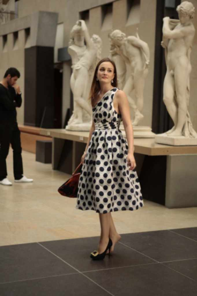 Gossip Girl Season 4: on location in Paris
