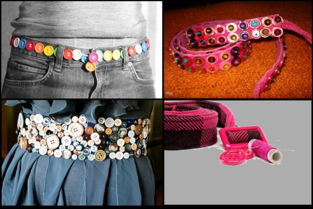Creative-Accessories-With-Buttons-Belts