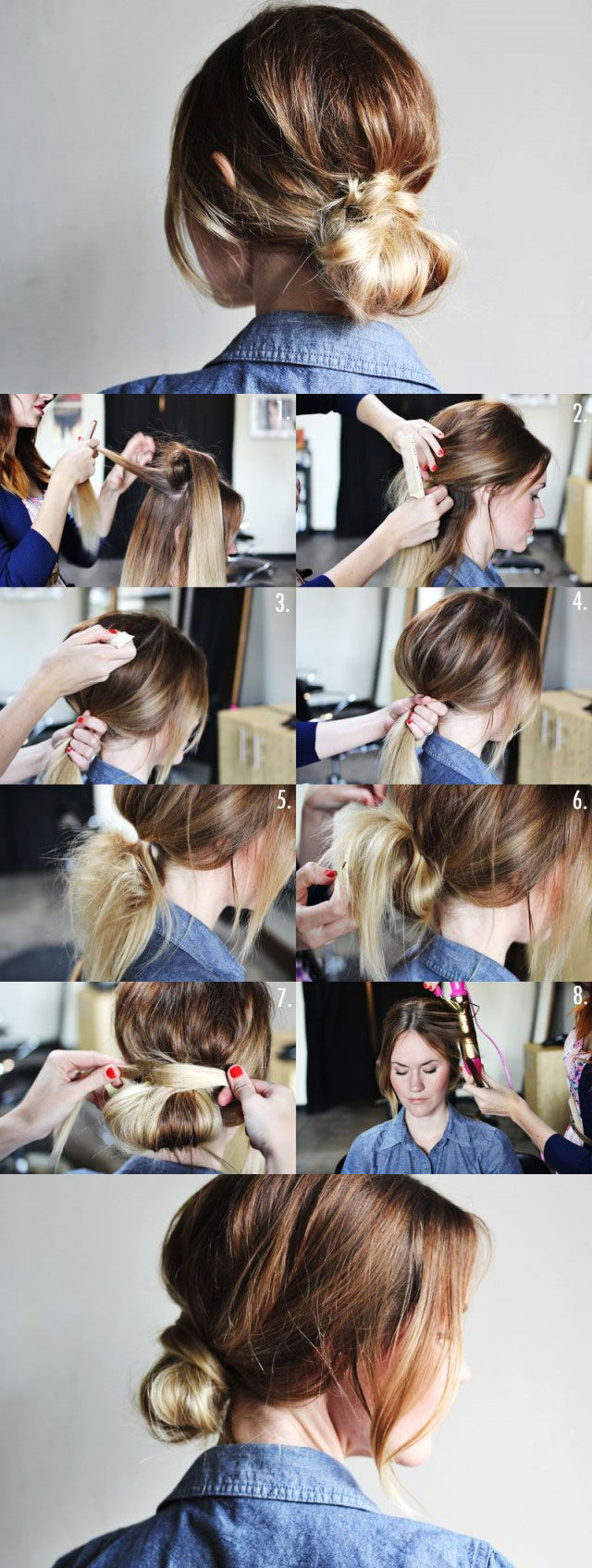 Easy Hairstyles You Can Cute Hairstyles To Do On Yourself