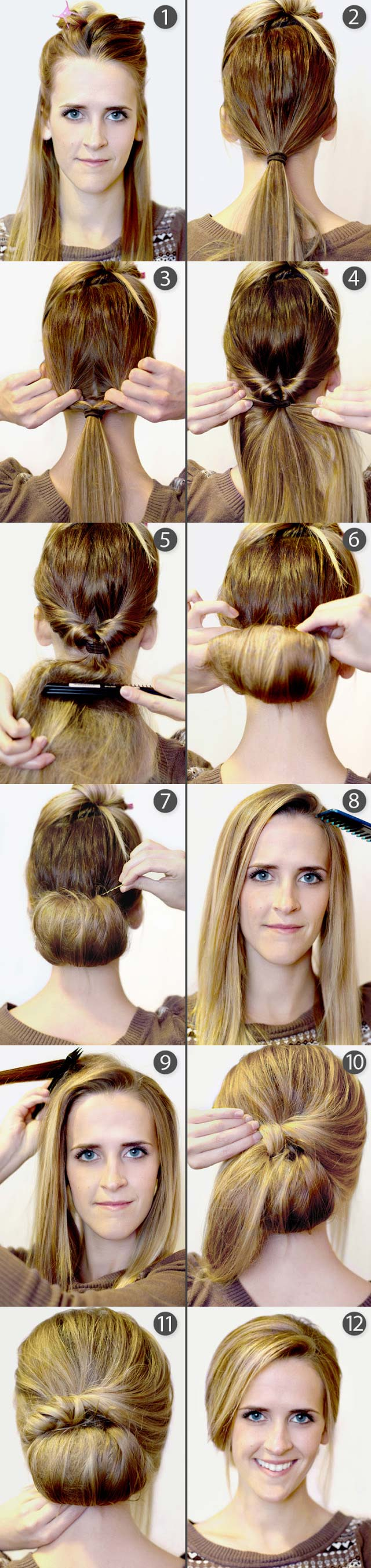 Easy Hairstyles You Can Braids To Do On Yourself