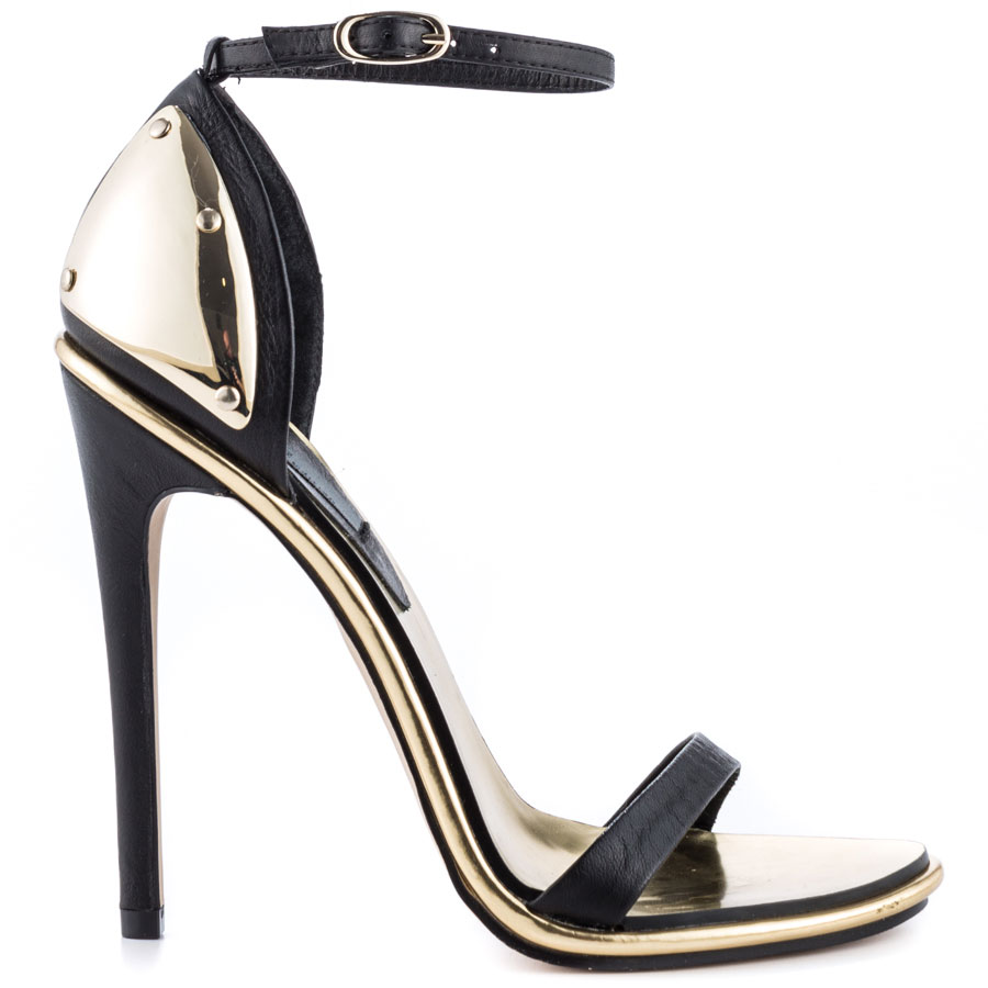 MIA-Limited-Edition-Lenny-Metal-Plate-Ankle-Strap-Sandals-Black