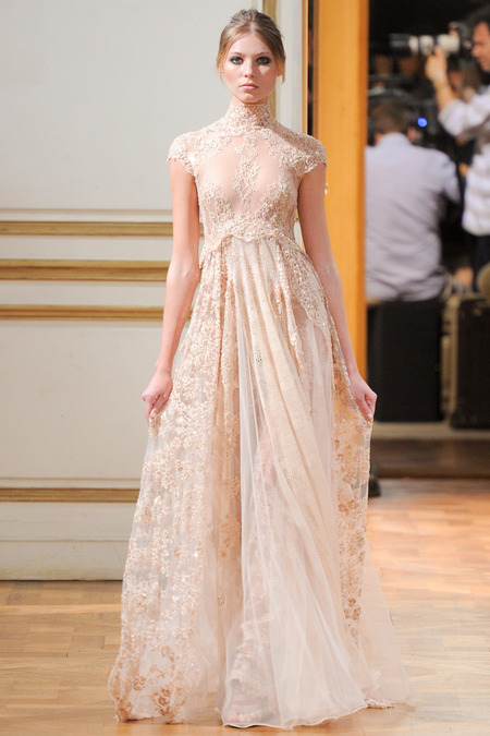 Zuhair murad fall 2013 haute couture for New haute couture designers