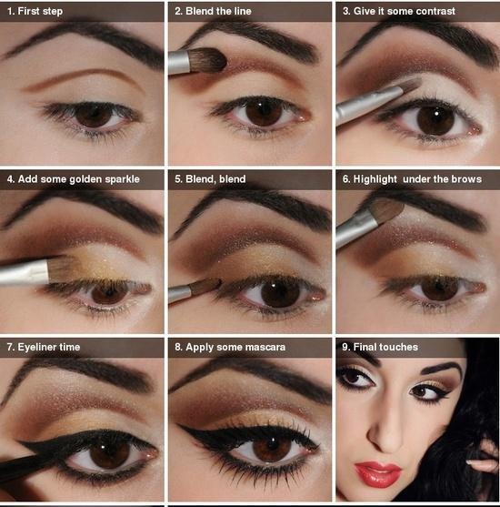 Neutral-Cut-Crease-Eye-Shadow-Tutorial