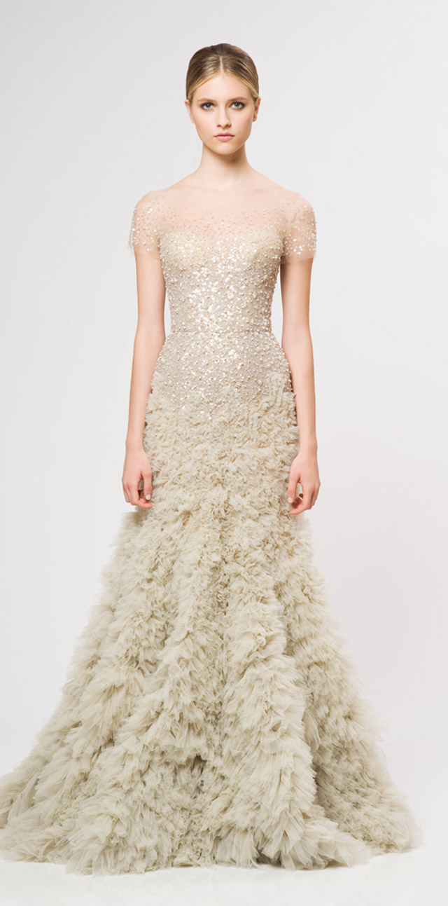 Reem Acra Ready To Wear Spring 2013 Collection (17)