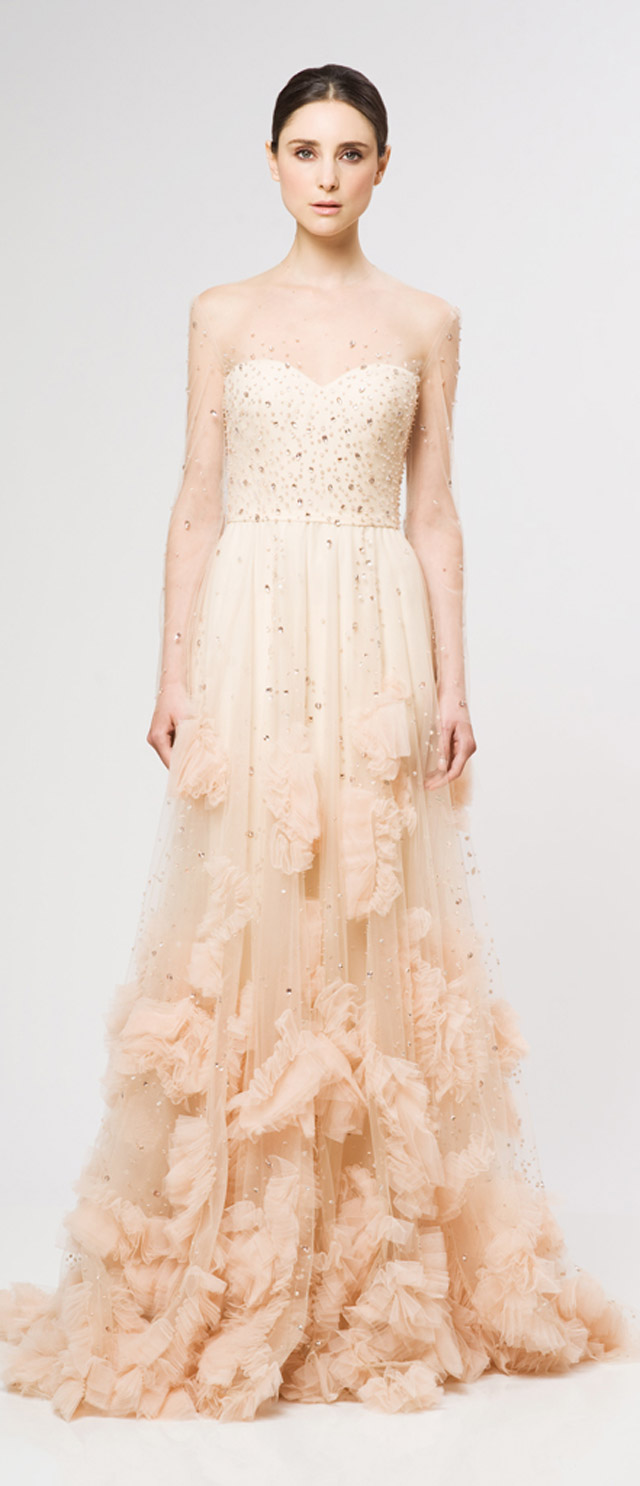 Reem Acra Ready To Wear Spring 2013 Collection (20)