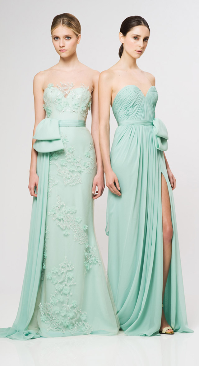 Reem Acra Ready To Wear Spring 2013 Collection (22)