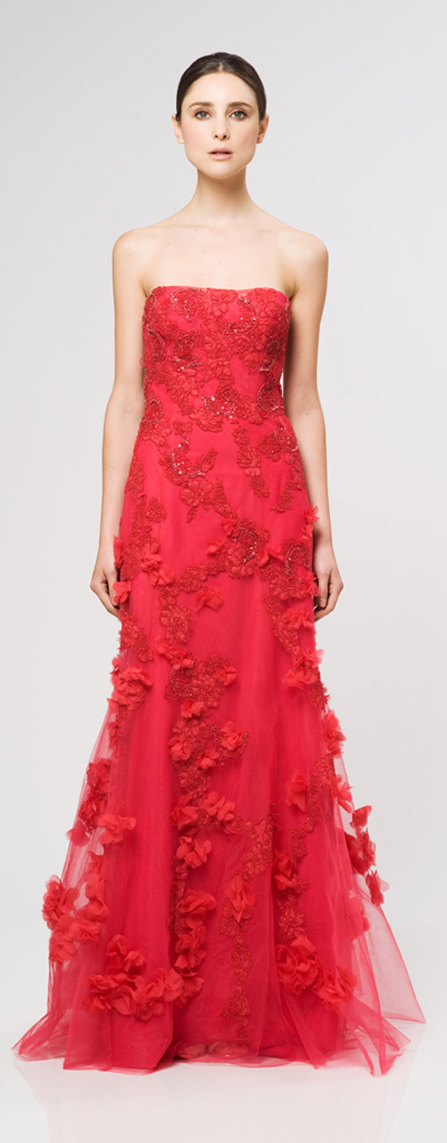 Reem Acra Ready To Wear Spring 2013 Collection (27)