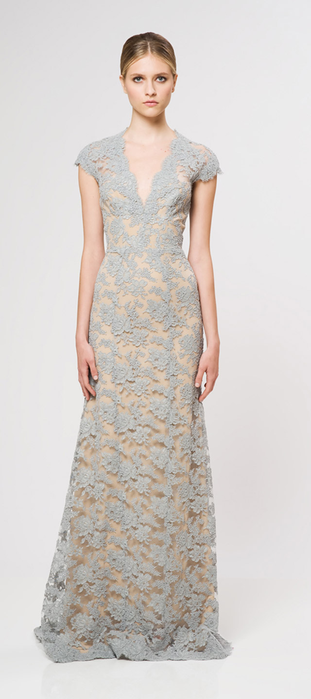 Reem Acra Ready To Wear Spring 2013 Collection (4)