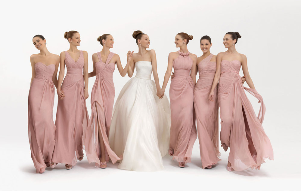 Latest trends for bridesmaid dresses for Latest style wedding dresses