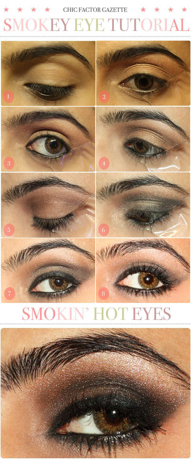 Smokey-Hot-Eye-Makeup-Tutorial